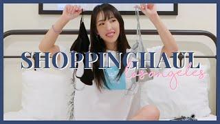 [ENG] Shopping Haul at LA / LA 쇼핑하울 / Dancer Style 댄서스타일