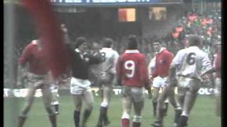 1987 Five Nations Championship: Wales Vs England - The Battle Of Cardiff