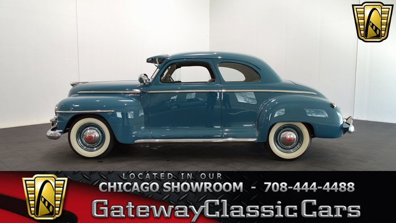 1947 Plymouth Special Deluxe Gateway Classic Cars Chicago #1215 ...