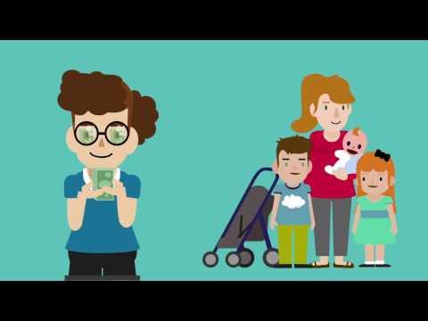 Vidéo Garde d'enfants pour Tous