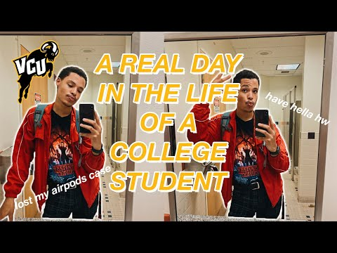 a-real-day-in-the-life-of-a-college-student-|-virginia-commonwealth-university