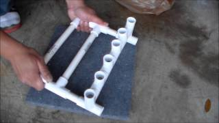 This video is not available. DIY PISTOL RACK FOR LESS THAN EIGHT BUCKS