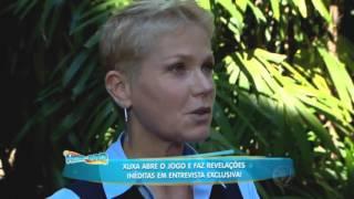 Faro arranca revelações inéditas de Xuxa