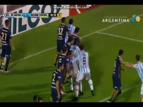 Atlético Rafaela vs Rosario Central (2-2) Pen. 1-3 Copa Argentina 2016 16vos de Final - Santa Fe