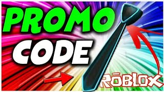 "[ROBLOX PROMO CODE] How to get ""Neon Blue Tie"" in Roblox (WORKING!!)"