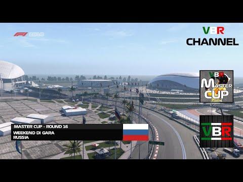 MASTER CUP | F1 2018 | ROUND 16 | GP RUSSIA |
