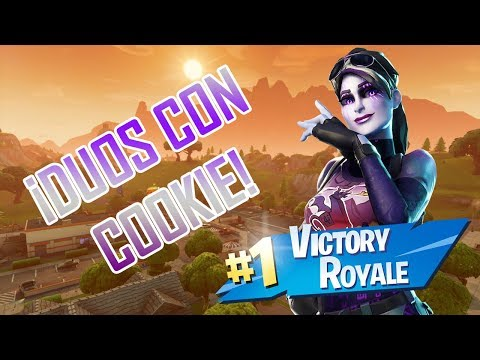 BabiiBL | &%$% TRAMPA!! Duos con Cookie! ♥ | Fortnite
