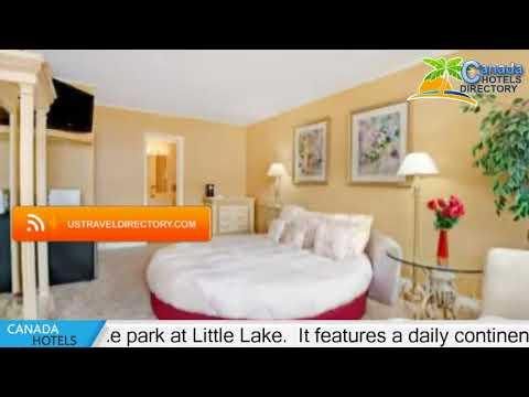 Knights Inn - Park Villa Motel, Midland - Midland Hotels, Canada
