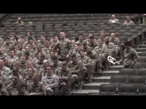 Company Command Teams Leadership Forum