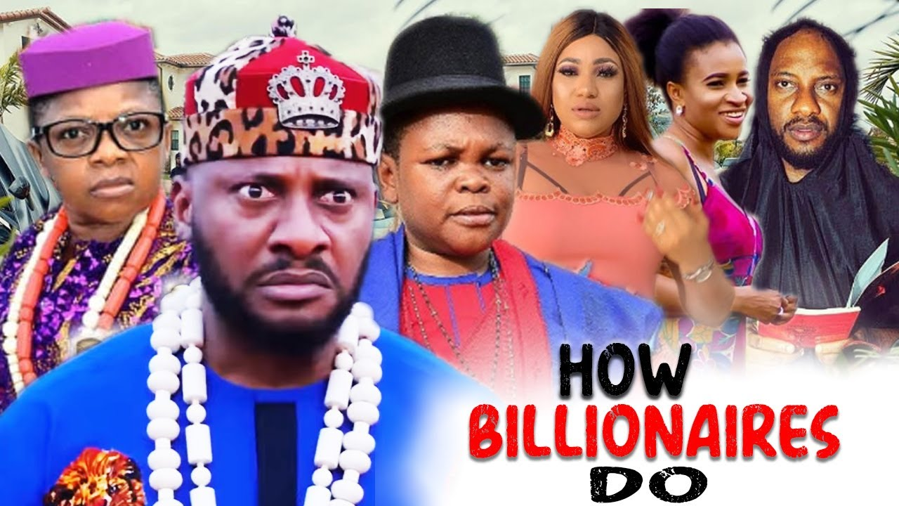 Download How Billionaires Do Part 11&12 - Yul Edochie & Aki With Pawpaw 2019 New Latest Nollywood Movies.