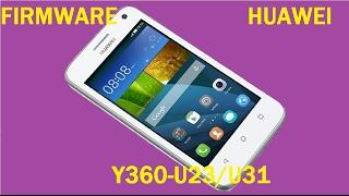 Cómo flashear Huawei Y360 U23/U31 solución sin imei y sin señal despues de flashear