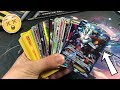 This Pokemon Mystery Cube HAD OVER 35 ULTRA RARE POKEMON CARDS IN IT! *insane*