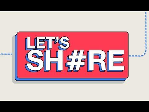 📣 Let's Share – Notre programme collaborateur-ambassadeur