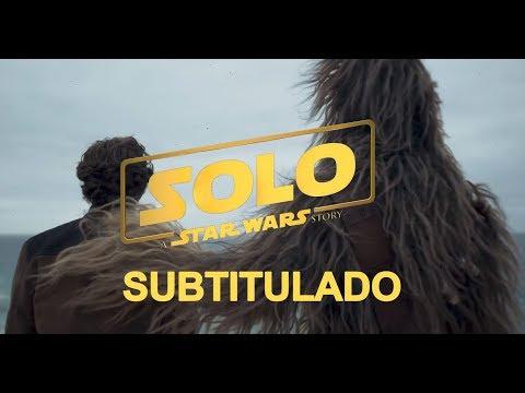 Solo, Super Bowl Trailer Subtitulado