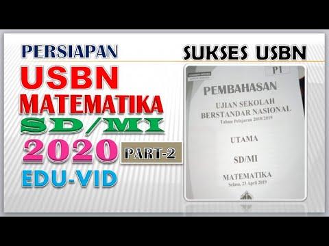 Prediksi Soal Un Sd 2016 Jawa Timur