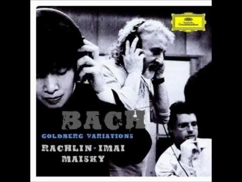 "Bach: Goldberg Variations | Version For String Trio, BWV 988 | ""In Memoriam Glenn Gould"""