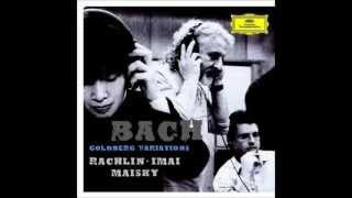 "Bach: Goldberg Variations   Version For String Trio, BWV 988   ""In Memoriam Glenn Gould"""