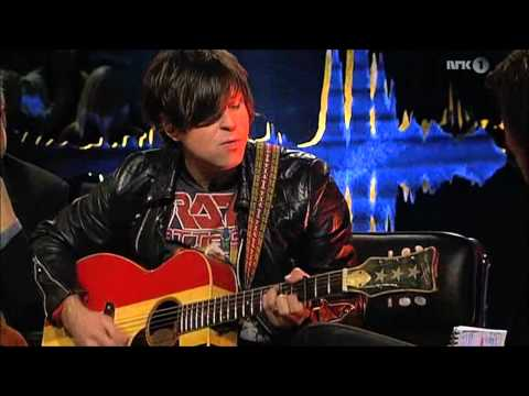 Ryan Adams - Lucky Now @ Skavlan 11.11.11