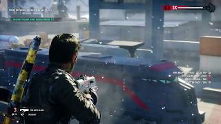 Just Cause 4 - Atalaya Strike - Flip The Breakers To Disable The Cannons