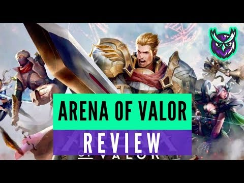 Arena Of Valor Nintendo Switch Review - The Biggest Game You've Never Heard Of