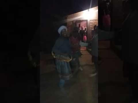 Who said a Zulu women can not dance in Tsonga :-) :-)