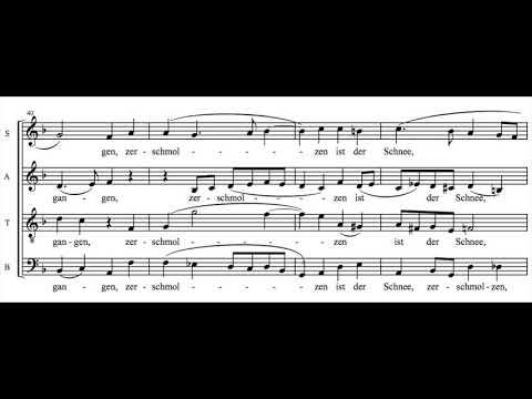 Schoenberg - Schein uns, du liebe Sonne (1928)