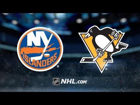 New York Islanders Vs. Pittsburgh Penguins | NHL Game Recap | March 24, 2017