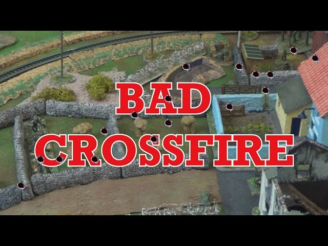How not to play Crossfire - YouTube