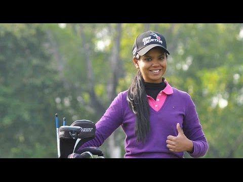 Vani kapoor - Indian Women's Golf Player