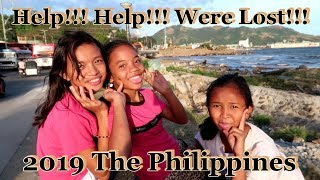 HELP!! HELP!! - Were Lost In Mariveles, Bataan : 2019 The Philippines