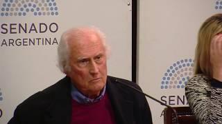 Pino Solanas en defensa del Astillero Río Santiago