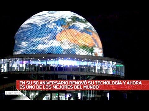 El planetario del nuevo siglo