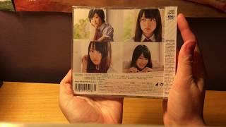 Nogizaka46 (乃木坂46) Hashire! Bicycle (走れ! Bicycle) Type A Unboxing