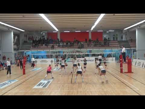 CSM Bucharest vs T.Mures (white shirt, n°12)