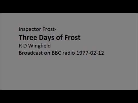 Three days of Frost