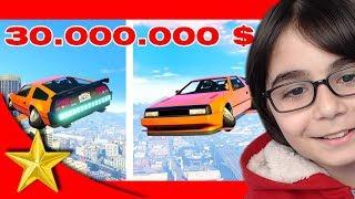 YENİ 5.000.000$ UÇAN ARABA! /GTA 5 Online DLC