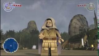 LEGO Звездные Войны : Пробуждение Силы (Люк после 30 лет)