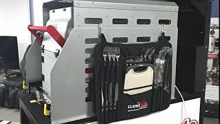Clearview ES-100 / ES-150 Fridge Cage