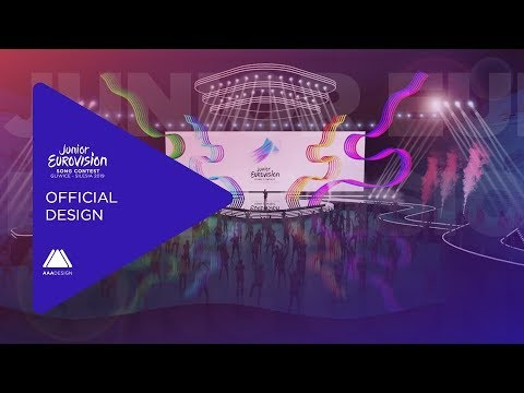 Junior Eurovision Song Contest 2019 - My Official Design