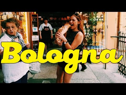 THE PERFECT BOLOGNA TRIP