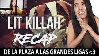 Download SALÍ EN UN VIDEO DE WARNER MÚSICA SOBRE LIT KILLAH
