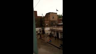 Heavy Rain In Sukkur Today