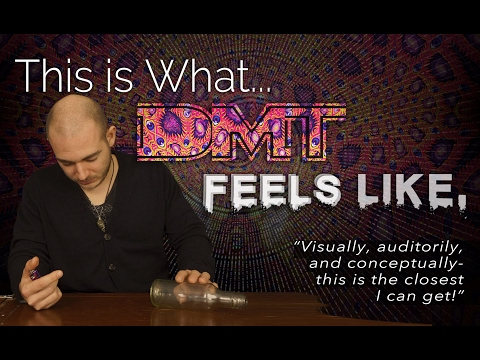 "What DMT Feels Like | ""An Interactive Experience"""