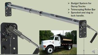 Dump Truck Tarp System Options in depth