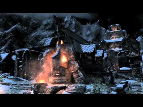 The Elder Scrolls V Skyrim Official Trailer Youtube