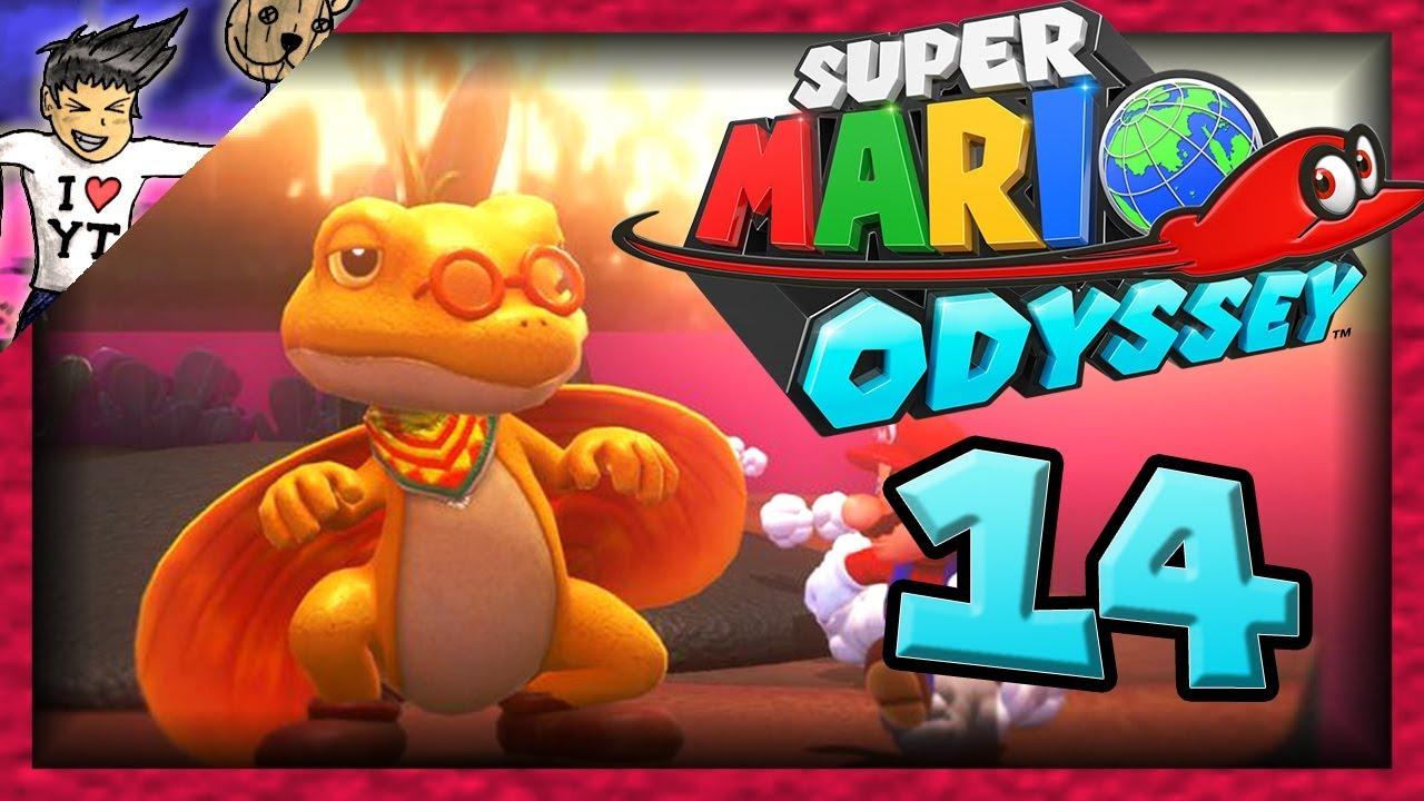 Lets Play Super Mario Odyssey Alle Lila Münzen Auf Eiland Toxico