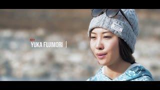 "2016 HYWOD DVD ""THE PARKS"" Web Episode vol.3 [ Hakuba47 Aerial session ] 藤森由香 検索動画 15"