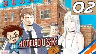 "Hotel Dusk: Room 215 | ""The Residents"" 