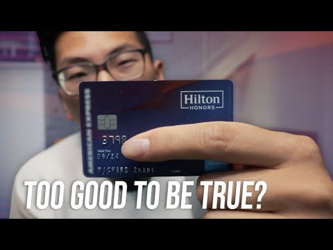 Why The Hilton Aspire Card Is So Hot Right Now