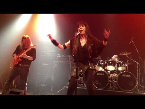 Jutta Weinhold Band - The spell from over yonder (Zed Yago) (Live Metal Assault III 02.02 2013)